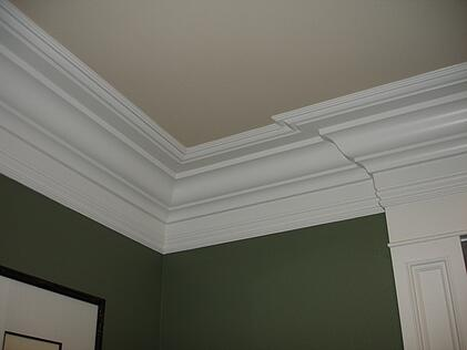 Painting Over Stained Wood Doors Windows Amp Trim